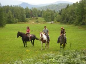 rando a cheval quebec