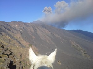 sicile tour de l'etna a cheval