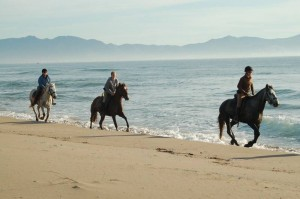 espagne a cheval