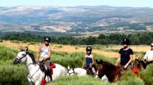 trek a cheval espagne