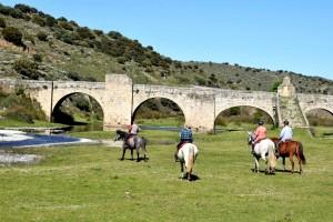 voyage cheval espagne