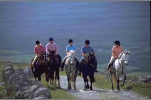 randonnee a cheval irlande