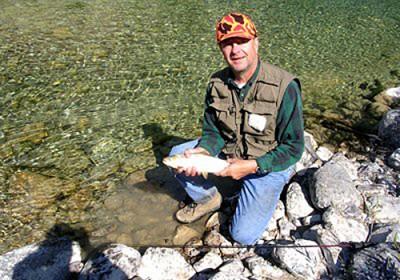Bob Marshall Wilderness Randonnée à cheval USA Montana - Truite
