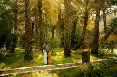 Randonnée à cheval Abu Dhabi - Emirats Arabes Unis Voyage à cheval au désert