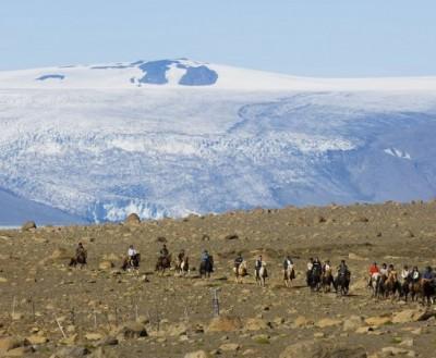 Randonnée à cheval en ISLANDE : LA TRAVERSEE DE L'ISLANDE A CHEVAL