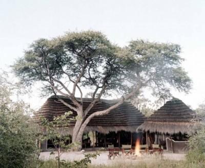 randonnee a cheval botswana