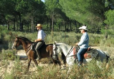 randonnee equestre en andalousie