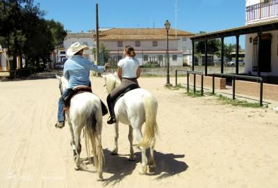 voyage a cheval en andalousie