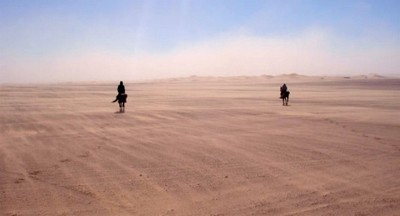 rando a cheval maroc