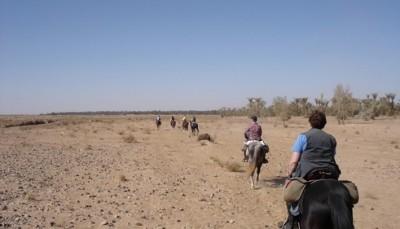 randonnee a cheval au maroc