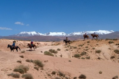 rando equestre maroc