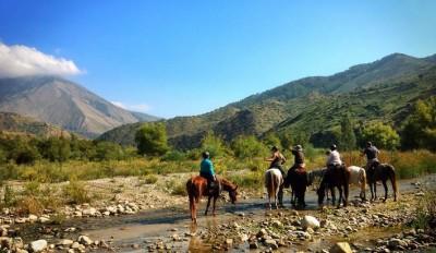 vacances a cheval sicile