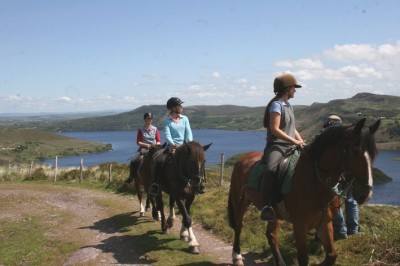 randonnee equestre en irlande