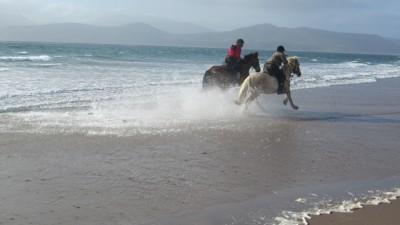 voyage a cheval en irlande