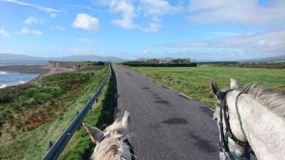 rando cheval irlande