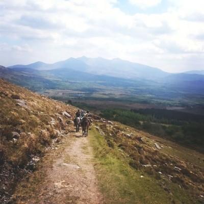 rando equestre irlande