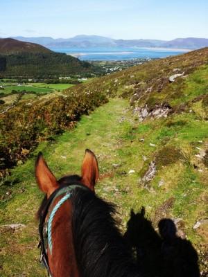 vacances a cheval e irlande