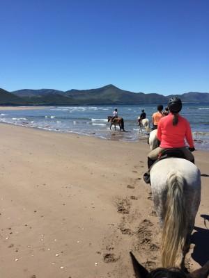 randonne a cheval irlande