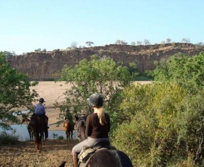 safari equestre afrique