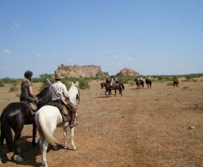 equitation et safari a cheval