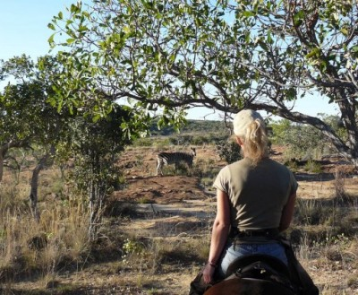 safari a cheval afrique