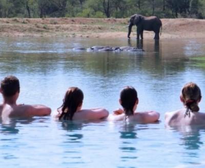 safari a cheval en afrique