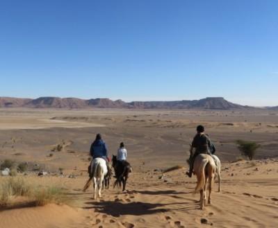 randonnee a cheval maroc