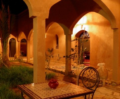 Randonnée à cheval MAROC : DESERT MAROCAIN EN HOTELS ET RIADS