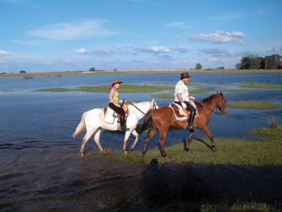 rando a cheval argentine