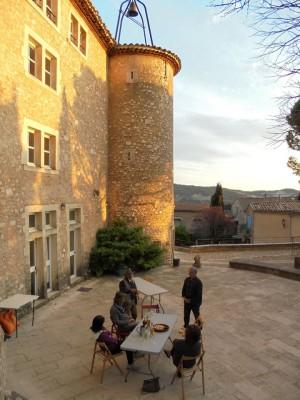 horseback trip in provence