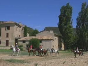 rando cheval provence