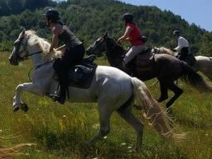 randonnee a cheval espagne