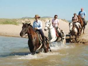 Rando à cheval en ESPAGNE : RANDONNEE CONFORT EN CATALOGNE ENTRE MER ET MONTAGNE