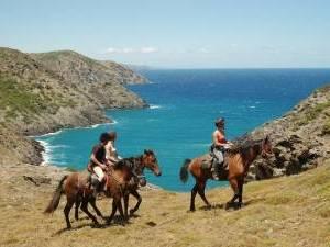 randonnee a cheval en espagne