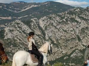 catalogne a cheval