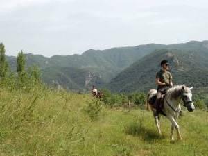 Randonnée à cheval ESPAGNE : BERGERS ET ALPAGES DES PYRENNEES ESPAGNOLES