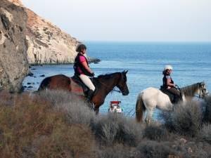 randonnee equestre en andaousie