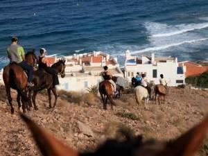 semaine a cheval en andalousie