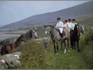 randonnee a cheval en irlande