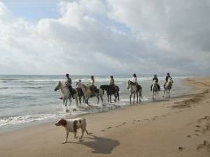 TRAIL RIDE IN SPAIN - CATALONIA - CATALUNIA HILLS AND BEACHES