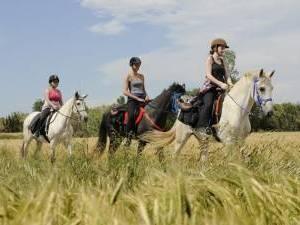 vacances a cheval en espagne