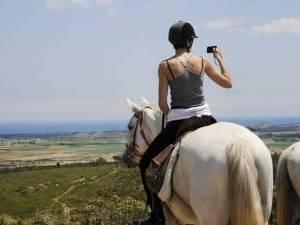 trek a cheval en espagne