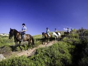 randonnee equestre minorque