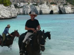 randonnee equestre espagne