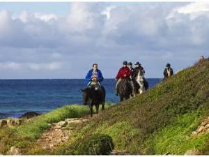 Randonnée à cheval en ESPAGNE : CATALOGNE ET MINORQUE