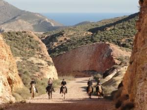 randonnee a cheval en andalousie
