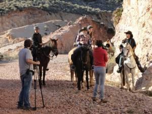 rando equestre en andalousie