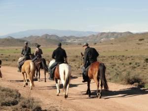vacances a cheval en andalousie