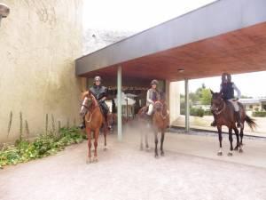 randonnee equestre loire