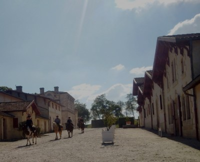 medoc a cheval